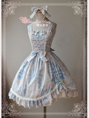 "Magic Tea Party ""Aurora"" Classic Lolita Dress JSK"