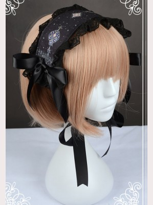 "Souffle Song ""Arabian Nights"" Lolita Headdress"