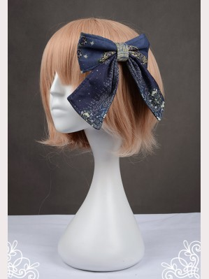 "Souffle Song ""Arabian Nights"" Lolita Hairclip"
