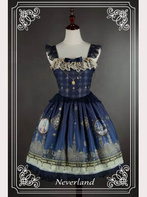 "Souffle Song ""Arabian Nights"" Lolita dress JSK"
