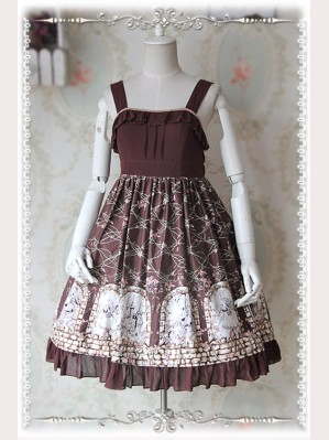 "Infanta ""Sleeping Beauty"" Lolita Dress JSK"
