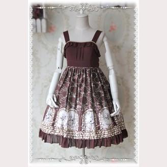 """Infanta """"Sleeping Beauty"""" Lolita Dress JSK"""