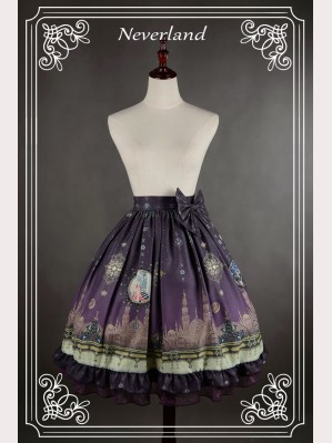 "Souffle Song ""Arabian Nights"" Lolita skirt SK"