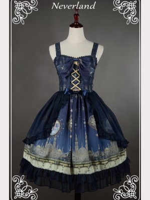 Souffle Song Arabian Nights Lolita dress JSK 2