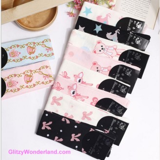 Lots Of 10 Pairs Over Knee Lolita socks Special Offer! (Set 2)