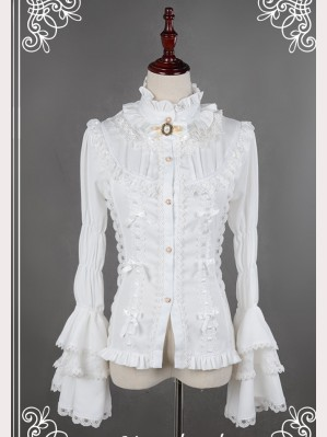 Souffle Song Dracula Gothic Lolita Blouse