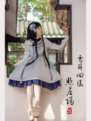 Chess Story Qi Lolita dress OP