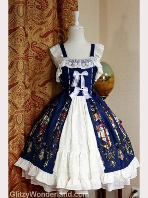 Souffle Song Catherdral lolita dress JSK 2