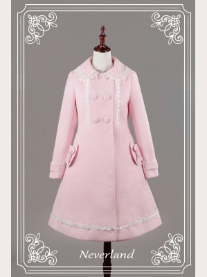 Neverland Lolita Long Coat (with Custom sizing)