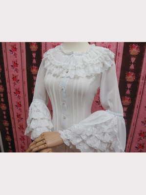 Princess sleeve lolita blouse