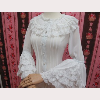 Princess sleeve lolita blouse (BS 14)