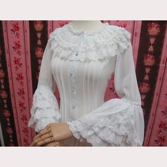Princess sleeve lolita blouse (YA11)