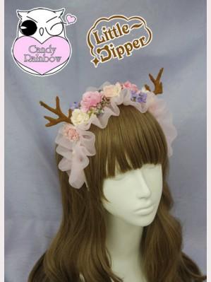 Little Dipper Antler Headband
