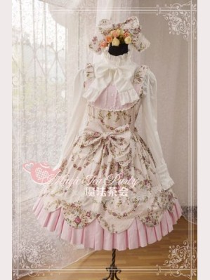 "Magic Tea Party ""Spring Dancer"" Lolita Dress JSK"