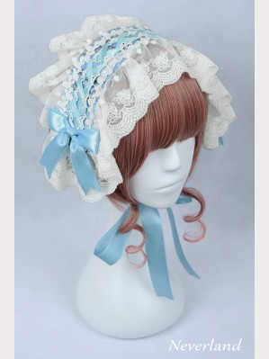 "Souffle Song ""The Time Guardian"" Lolita headdress"