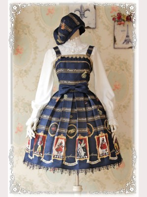 "Infanta ""Symphony"" Lolita Dress JSK"