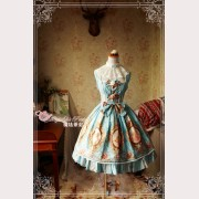Magic Tea Party Spring of Europa Lolita Dress JSK