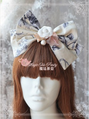 "Magic tea party ""Blue & White"" Lolita KC"