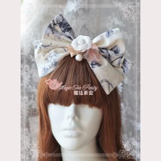 "Magic tea party ""Blue & White"" Lolita KC"