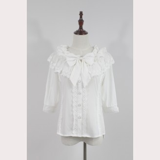 Lolita mid sleeve blouse (BS 08)