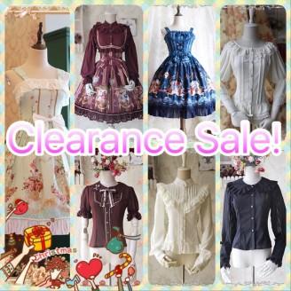Clearance Sale! 2016