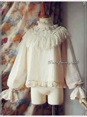 "Surface Spell ""Freak show"" lolita blouse"