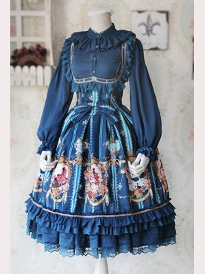Infanta Swan Lake Love lolita dress JSK 2
