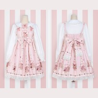 To Squirrel Lolita Dress JSK