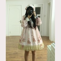 To Squirrel Lolita Dress OP