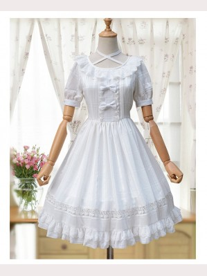 Elegant Retro Lolita Dress OP