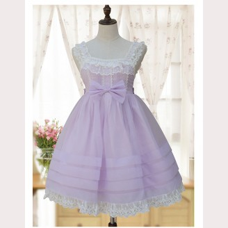 Princess Chiffon Lolita Dress JSK