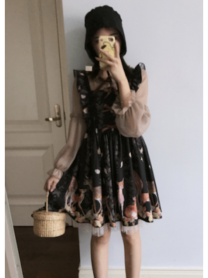 Deers Lolita Dress JSK