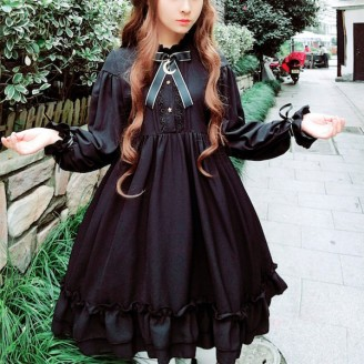 Castle in the moonlight lolita dress OP