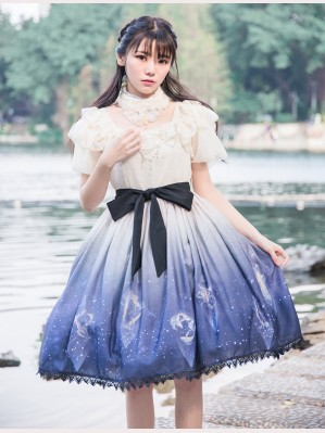 Pisces lolita dress OP