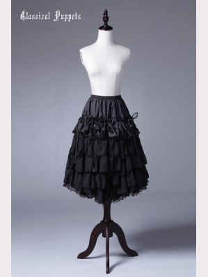 Classical Puppets Regulable Chiffon Petticoat