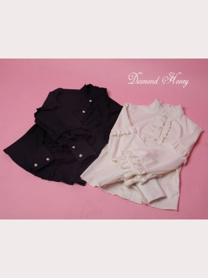 Diamond Honey Palace Vintage Lolita Blouse