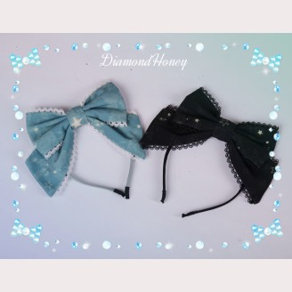 Diamond Honey Chandelier stars matching lolita headbow KC