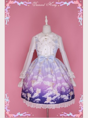 "Diamond Honey ""Fantasy Little Angel"" Lolita Dress JSK"