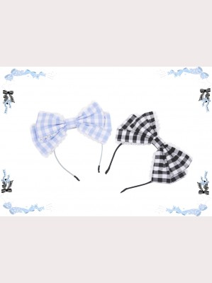 Diamond Honey Alice Plaid Lolita matching KC