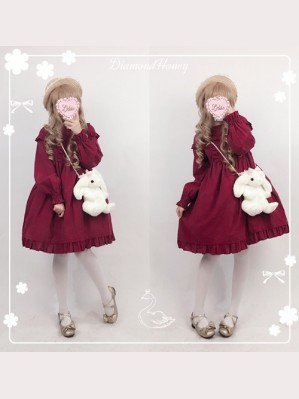 "Diamond Honey ""Armand Forest Girl"" Lolita Dress OP"