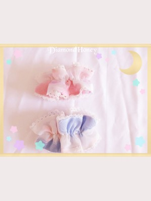 Diamond Honey Clouds lolita wristband X 1 pair