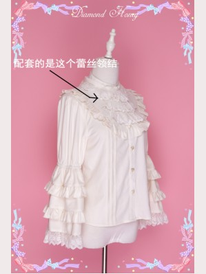 Diamond Honey Hime Sleeves Lolita Blouse
