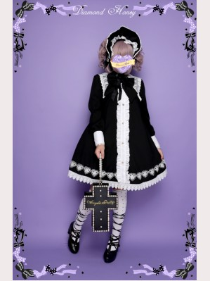 Diamond Honey Saint Gothic Lolita Dress OP