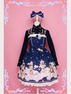 "Diamond Honey "" The concert on the clouds "" Lolita Dress JSK"