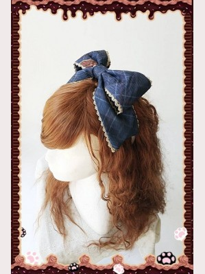 Infanta Magic Dictionary Lolita Headbow KC