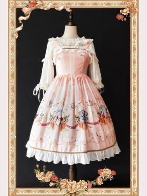 Infanta The Mermaid Lolita Dress JSK (Simple Daily Version)