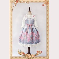 Infanta Merry-go-round print Lolita Dress JSK