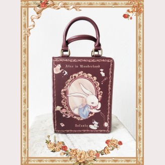 Infanta Alice's Secret Book Lolita Handbag