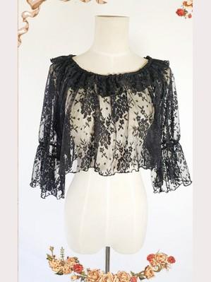 Infanta Lace 2 Ways Lolita Blouse