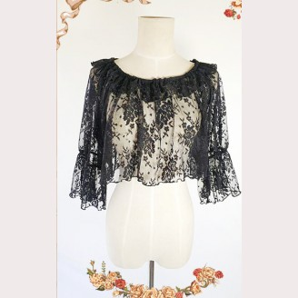 Infanta Lace 2 Ways Lolita Blouse